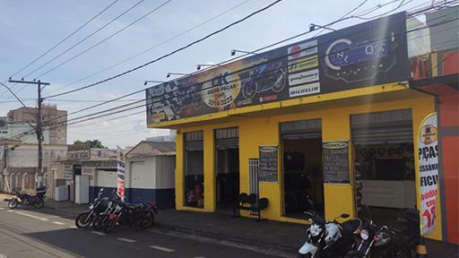 Ok Moto Peças Loja 2